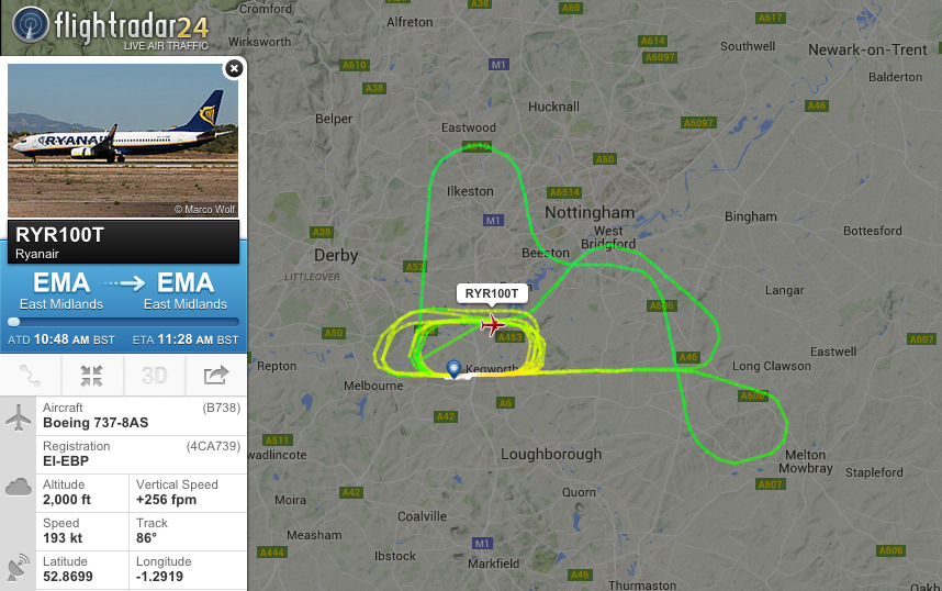 RyanairPilotTraining