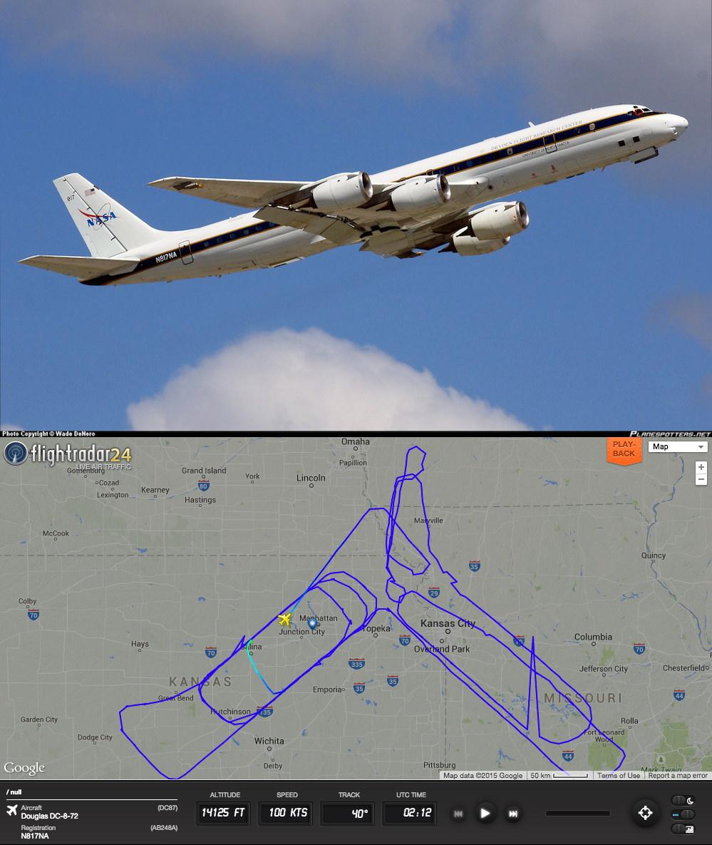 NASA-DC-8