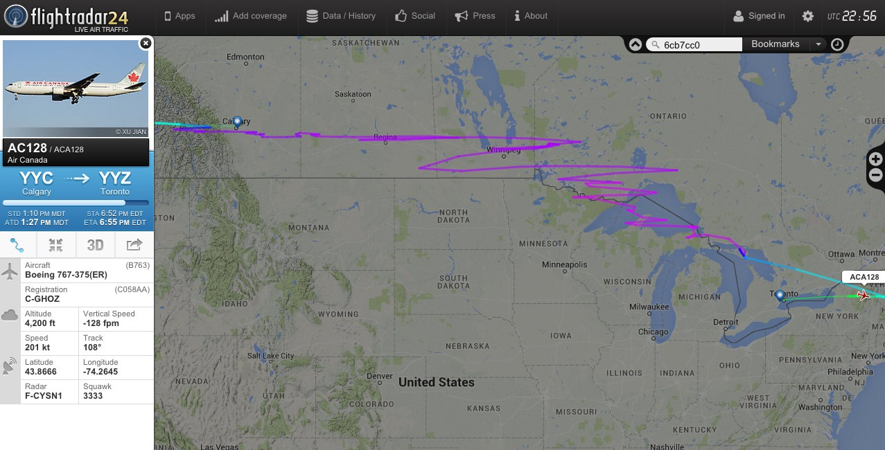 Common Errors on Flightradar24 – Flightradar24 Blog