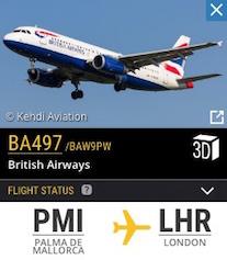 Callsign-Flight Number