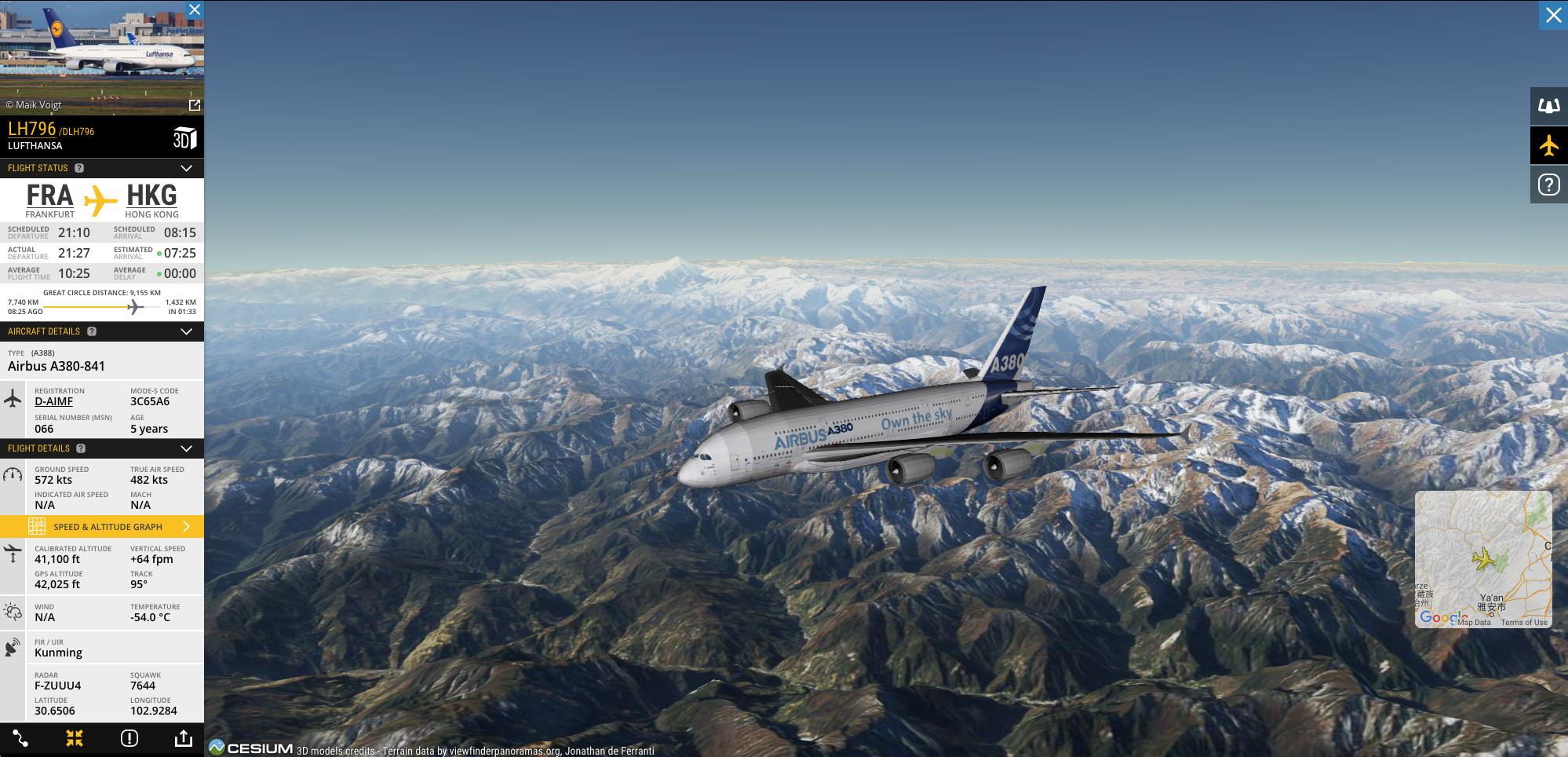 Introducing the new flightradar24 flightradar24 blog for 3d model viewer