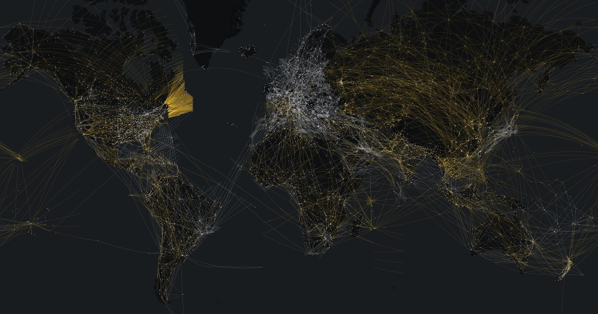 Introducing Aeronautical Charts in Flightradar24 | Flightradar24 Blog