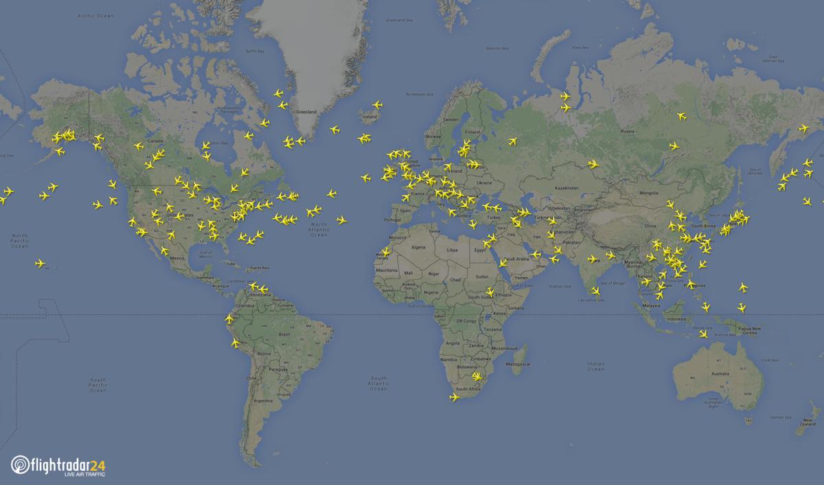 218 Boeing 747s