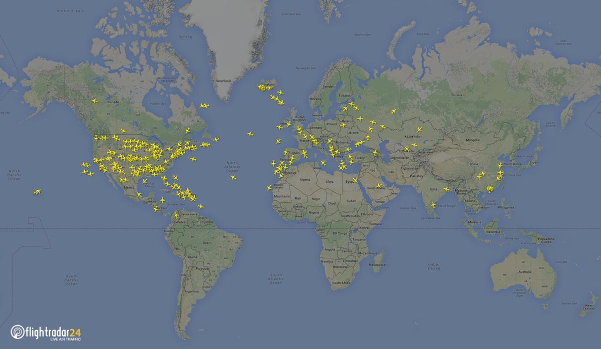 237 Boeing 757s