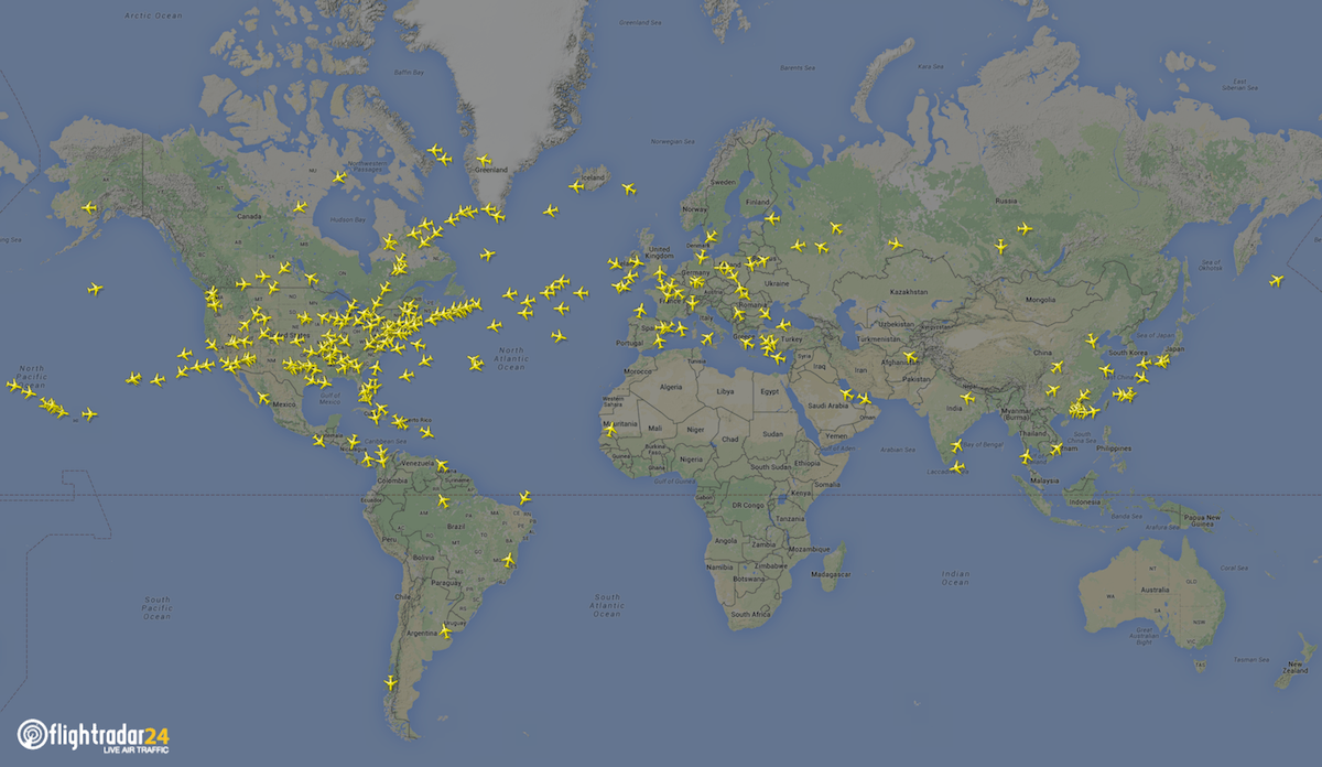 262 Boeing 767s