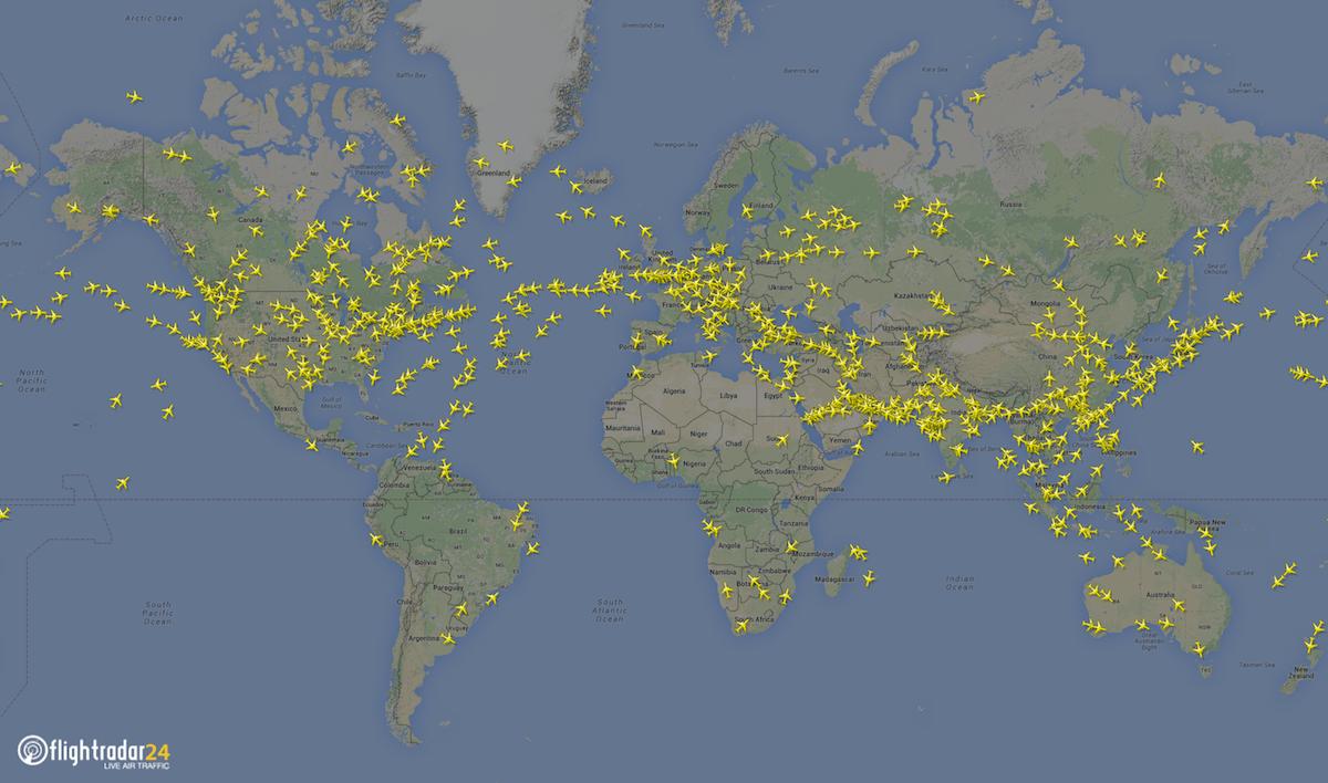 Happy 100th Birthday Boeing | Flightradar24 Blog