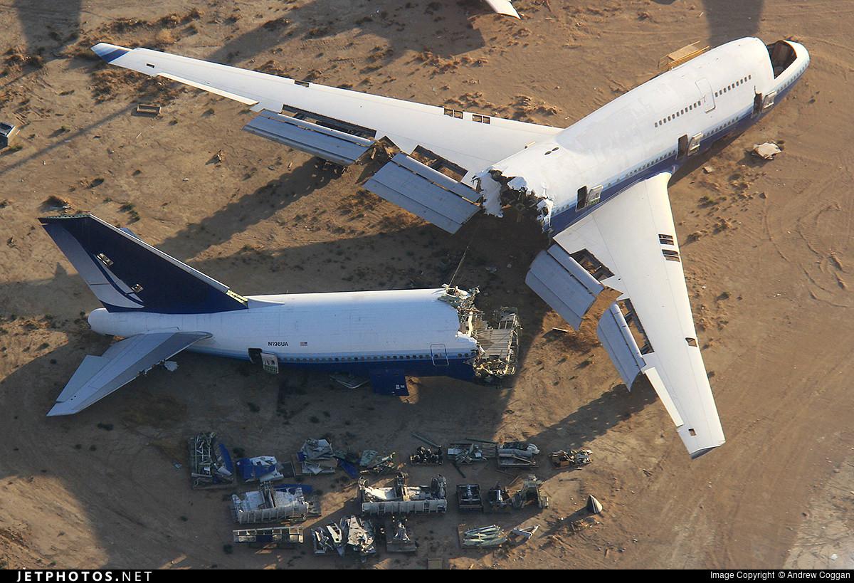 747 Scrap