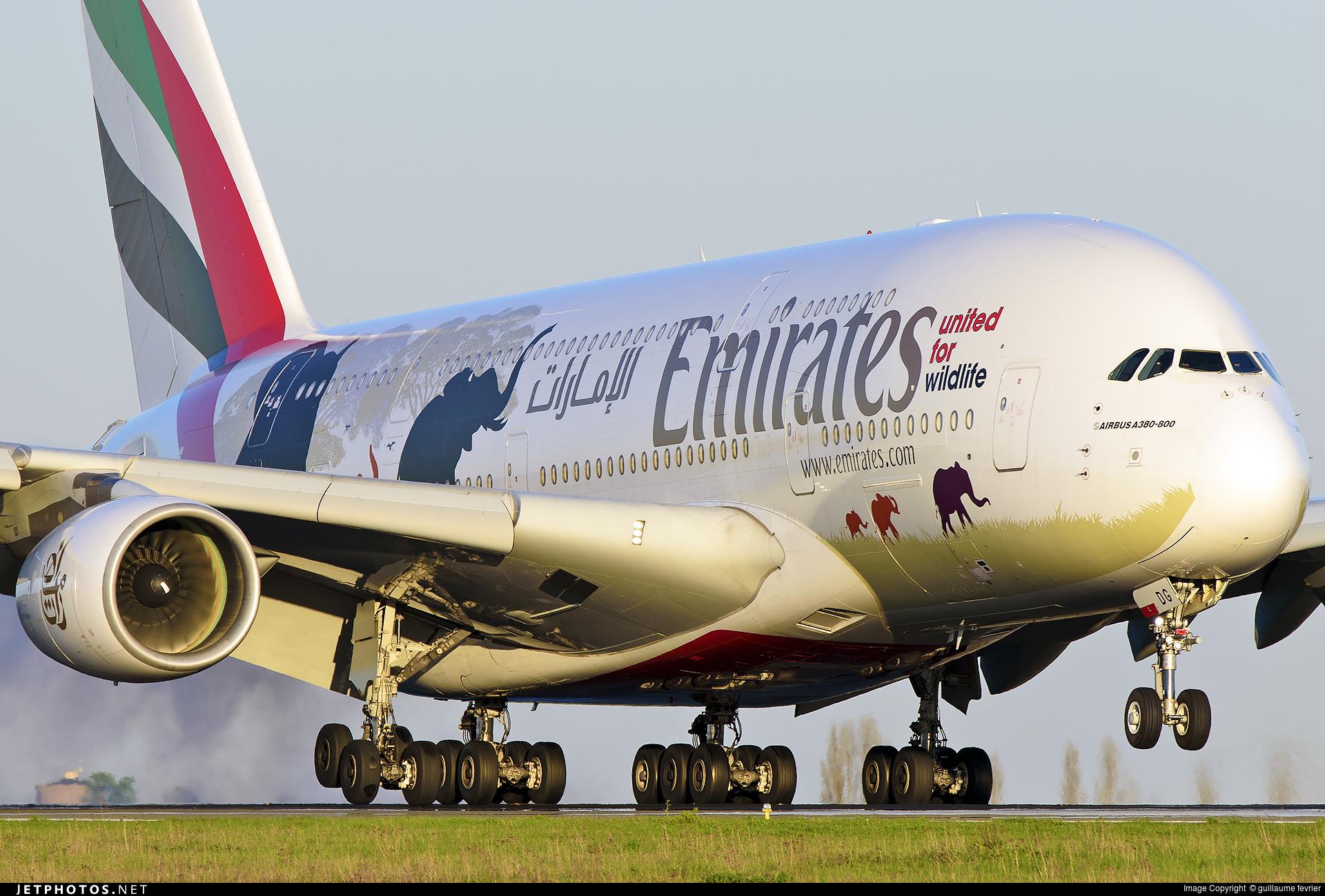 EK A380 U4W