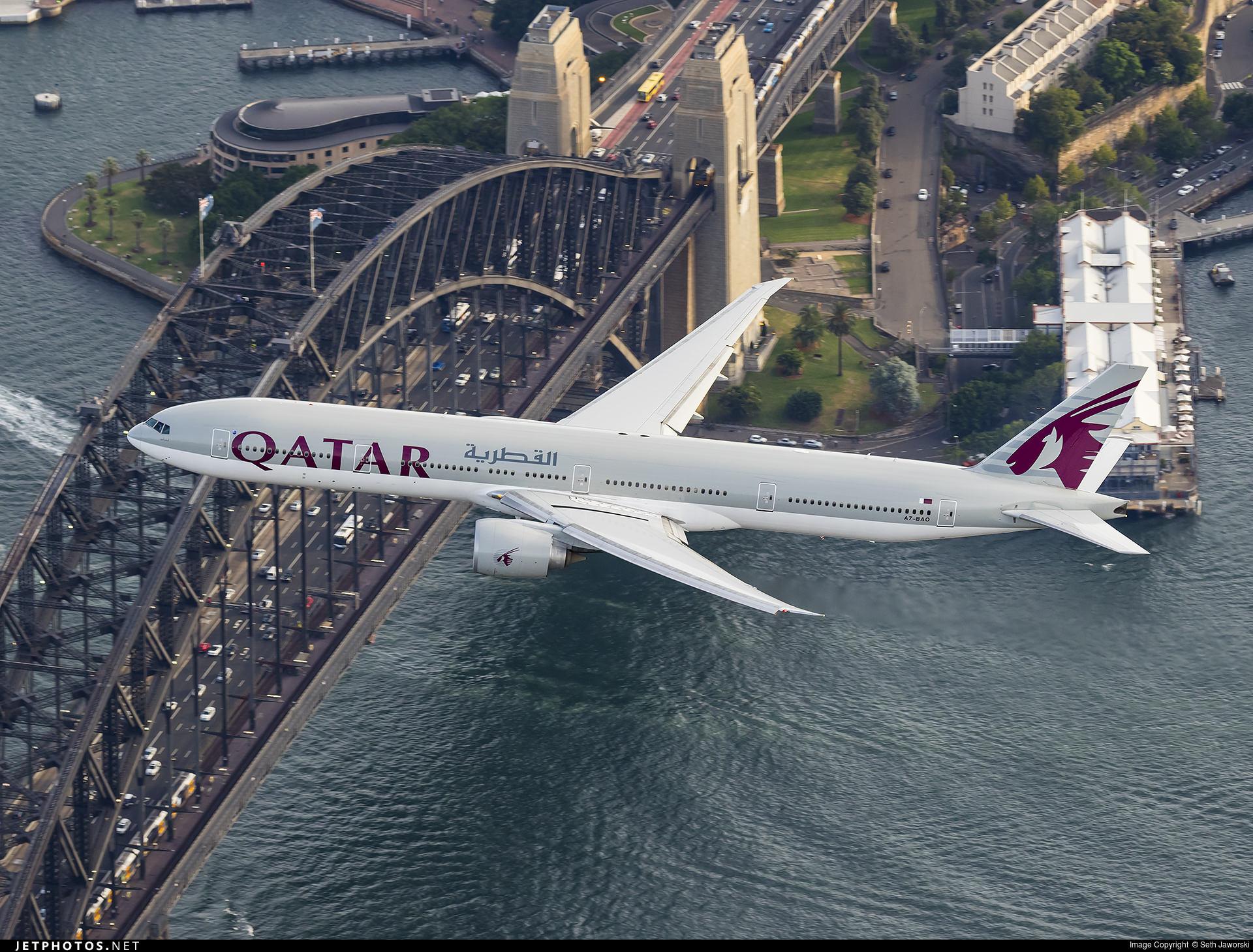 Qatar in Sydney