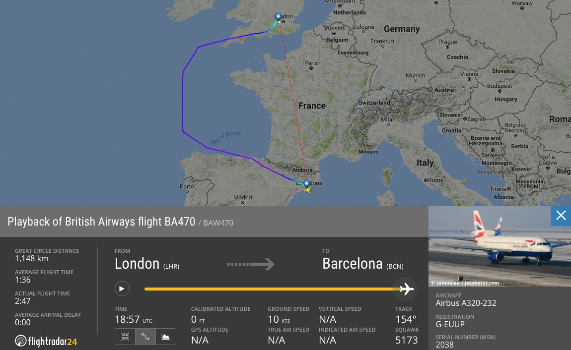 French ATC Strike to Affect Flights, 6-10 March – Flightradar24 Blog
