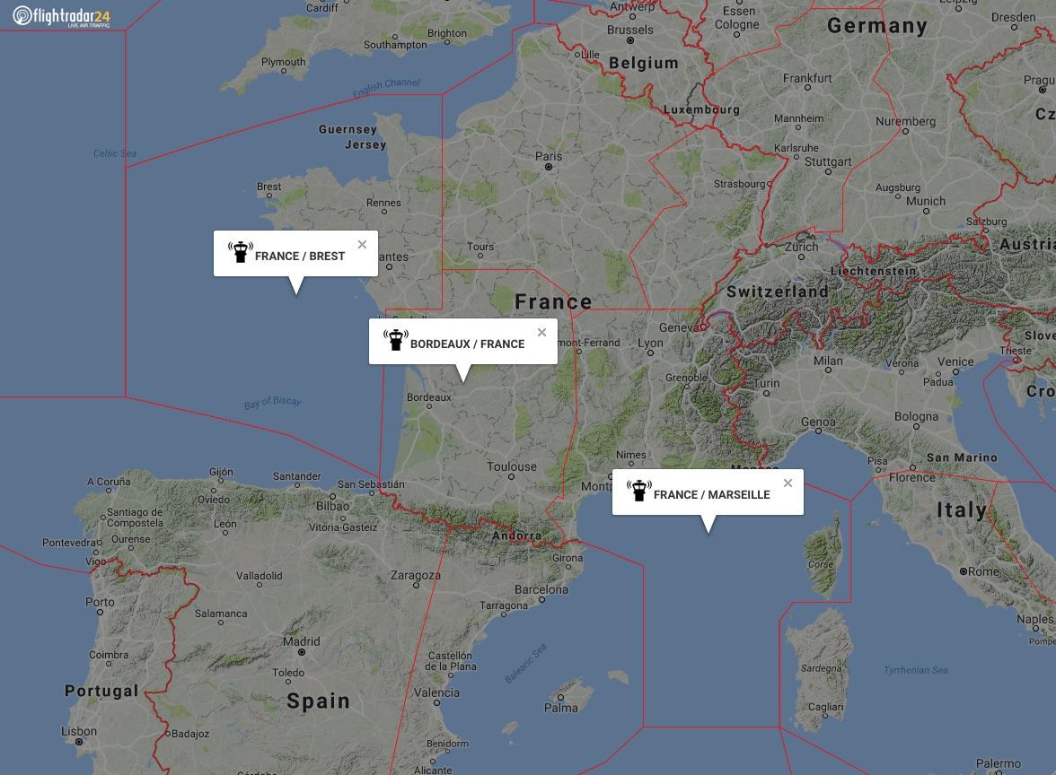 French ATC Strike to Affect Flights, 6-10 March | Flightradar24 Blog