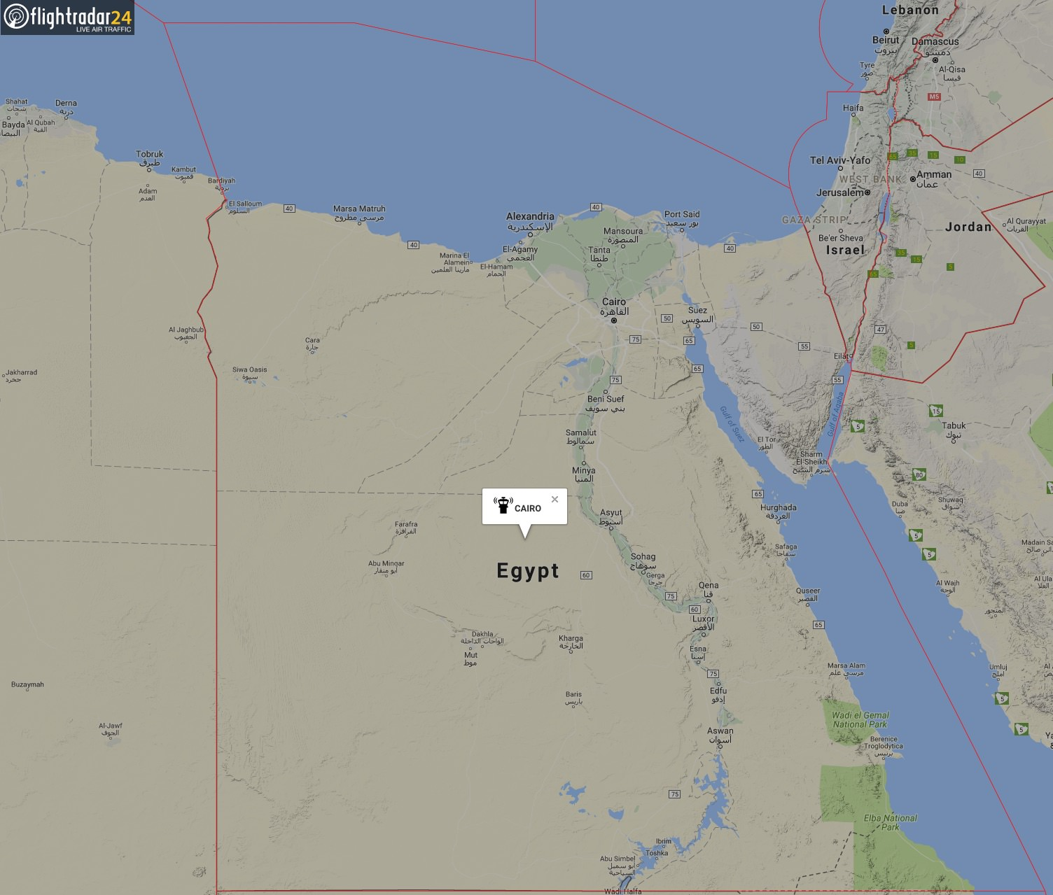 Flight Ban For Qatar Flights In UAE Saudi Arabia Bahrain And - Map of qatar and egypt