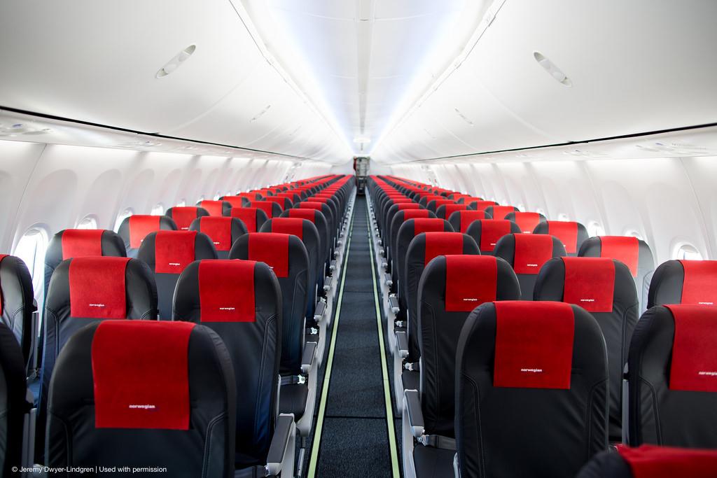 Norwegian 737 max interior flightradar24 blog for Max interior