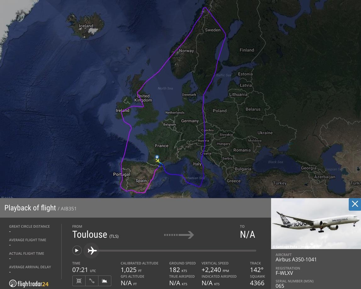 A350 Archives | Flightradar24 Blog