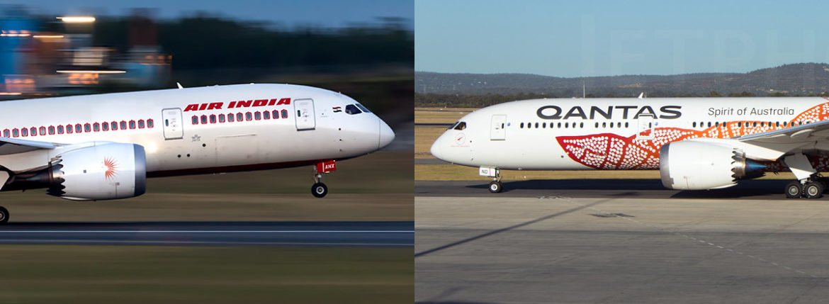 Air India and Qantas Make History with First Flights | Flightradar24