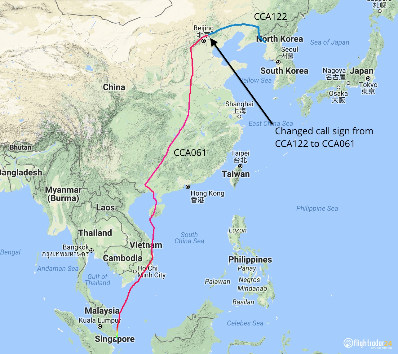 How Kim Jong Un and the North Korean Delegation Traveled to the ...