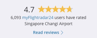 myFlightradar24 rating