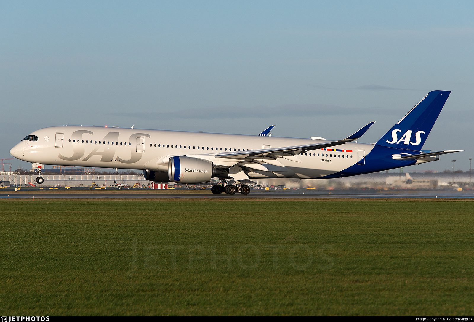 Onboard The Inaugural Sas A350 Flight From Copenhagen To Chicago Flightradar24 Blog