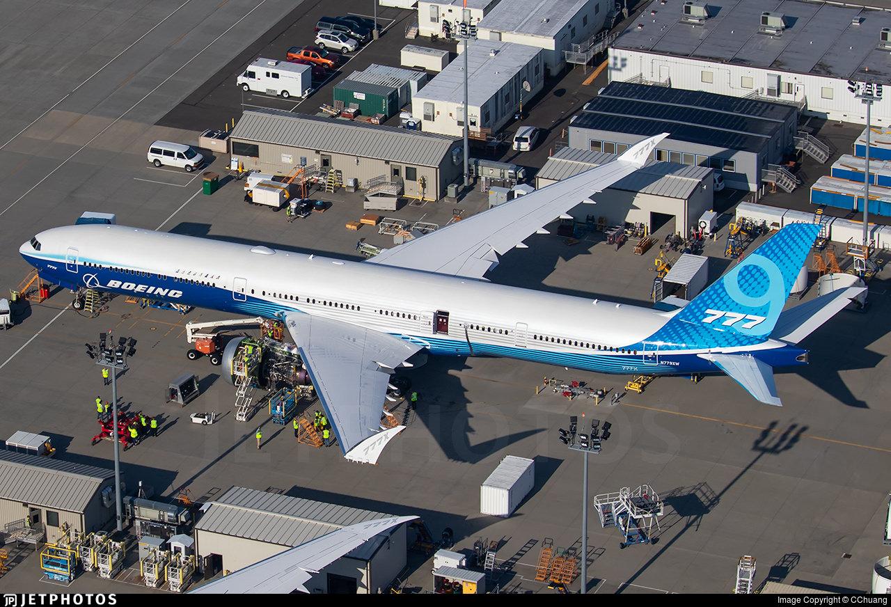777-9 N779XW