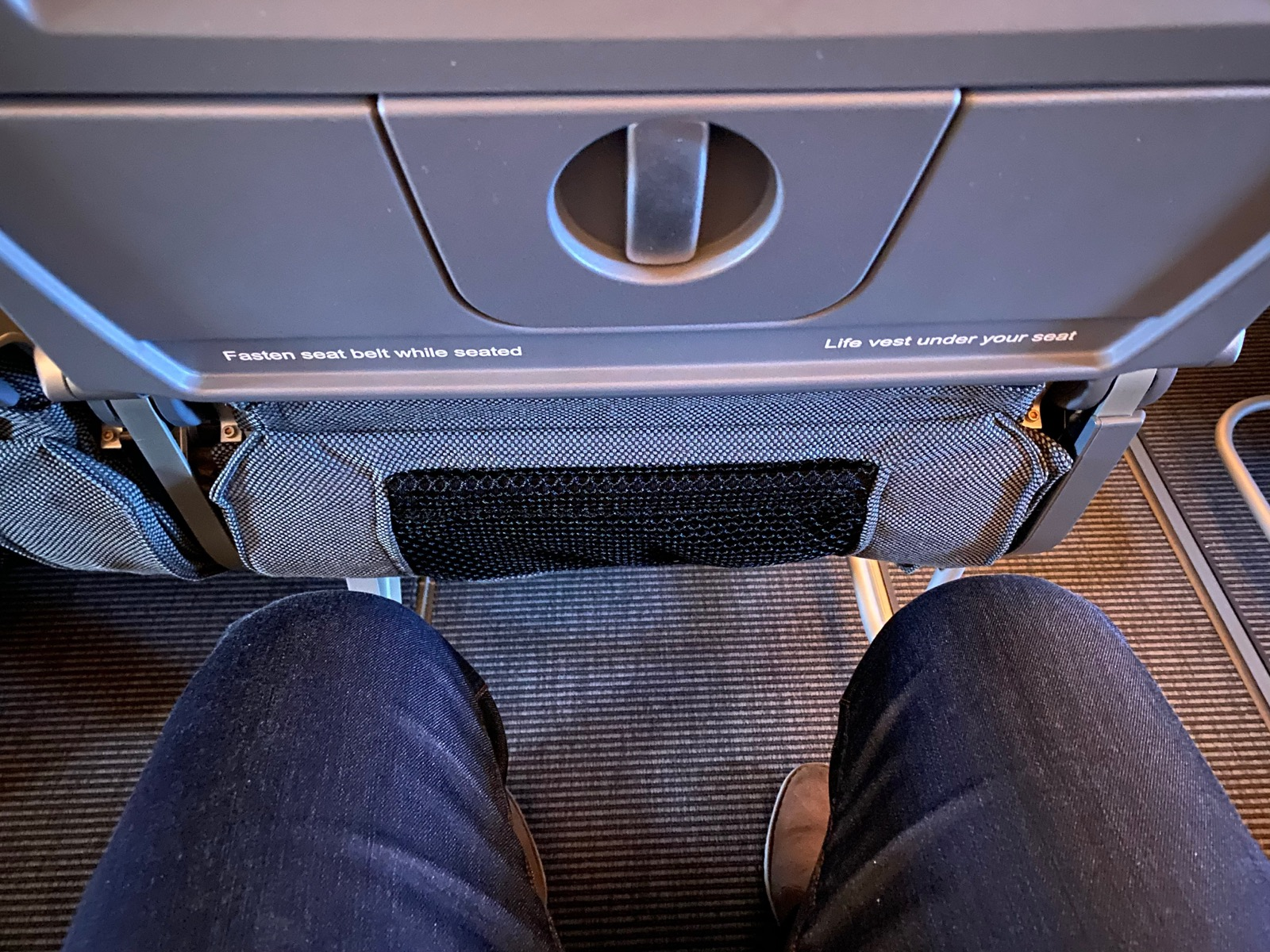 Seat in SAS Go
