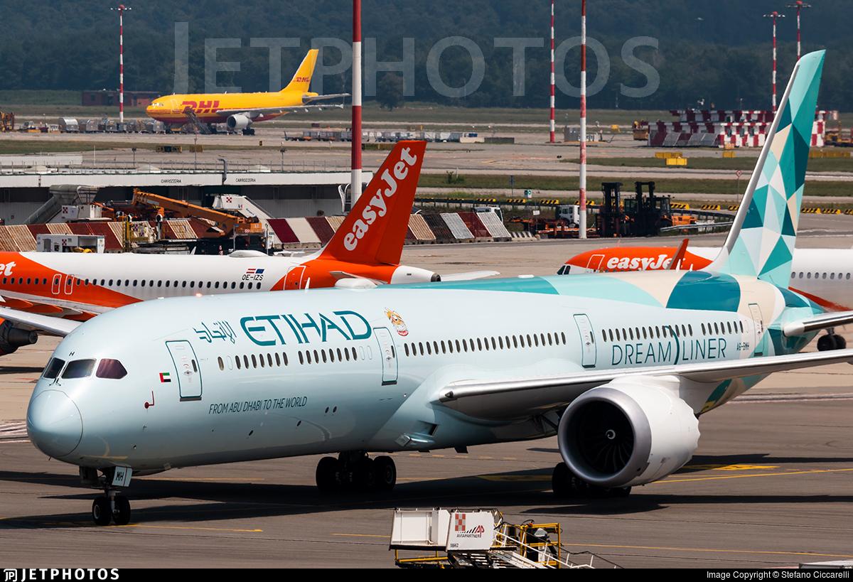 Etihad 787-10