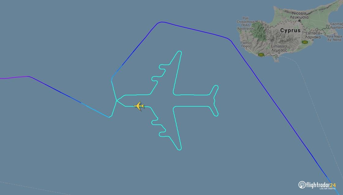 El Al 747 with a 747