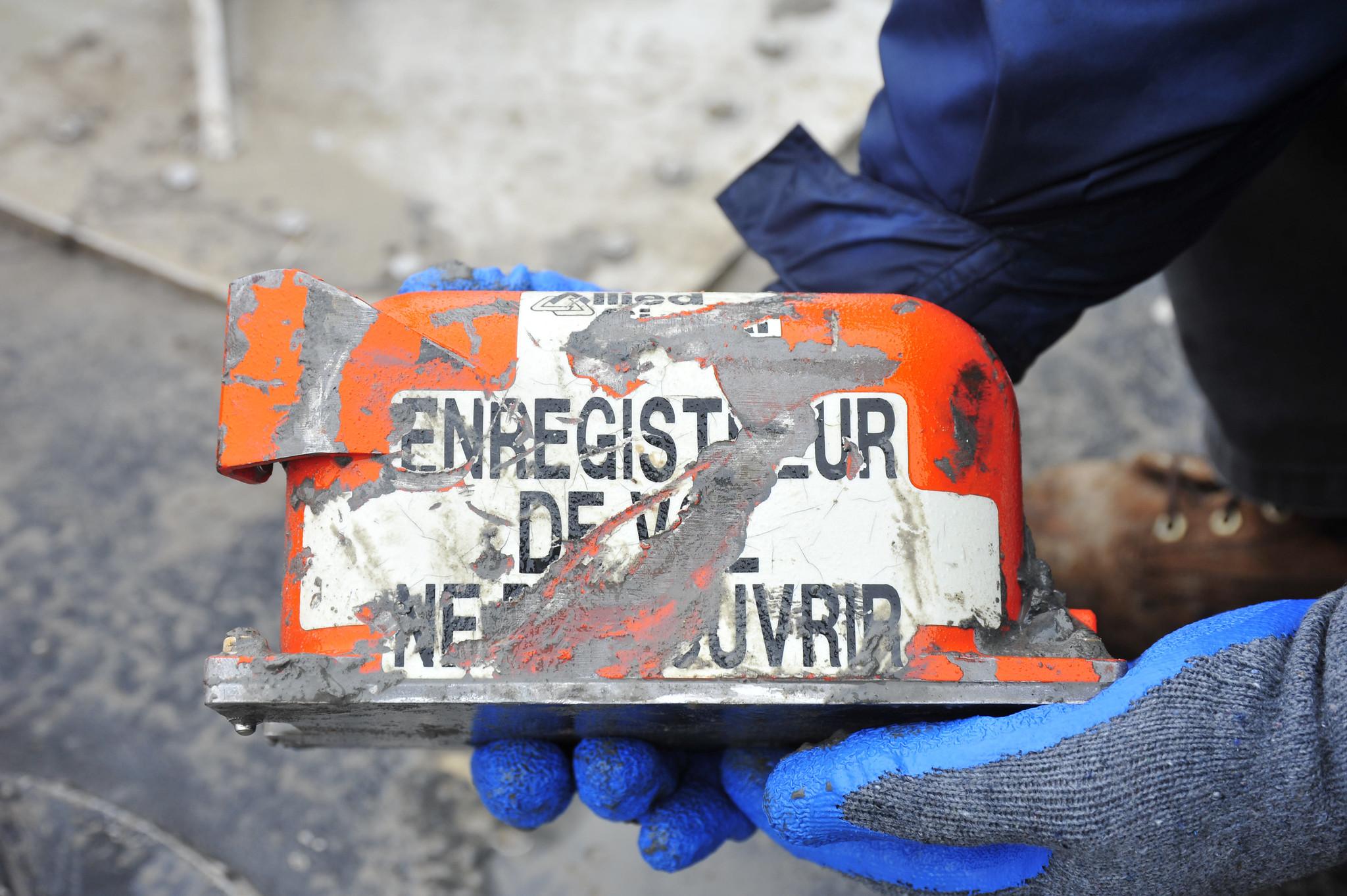 Black box FDR from Atlas Air Flight 3591