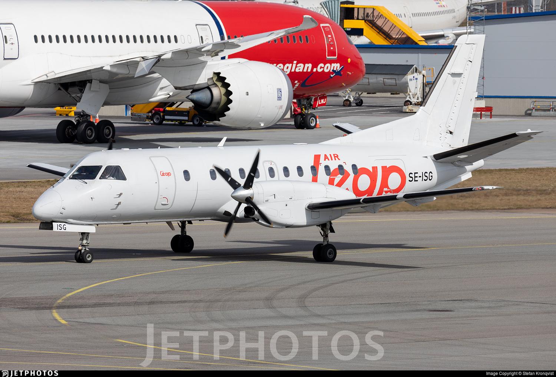 Air Leap Saab 340 Stockholm