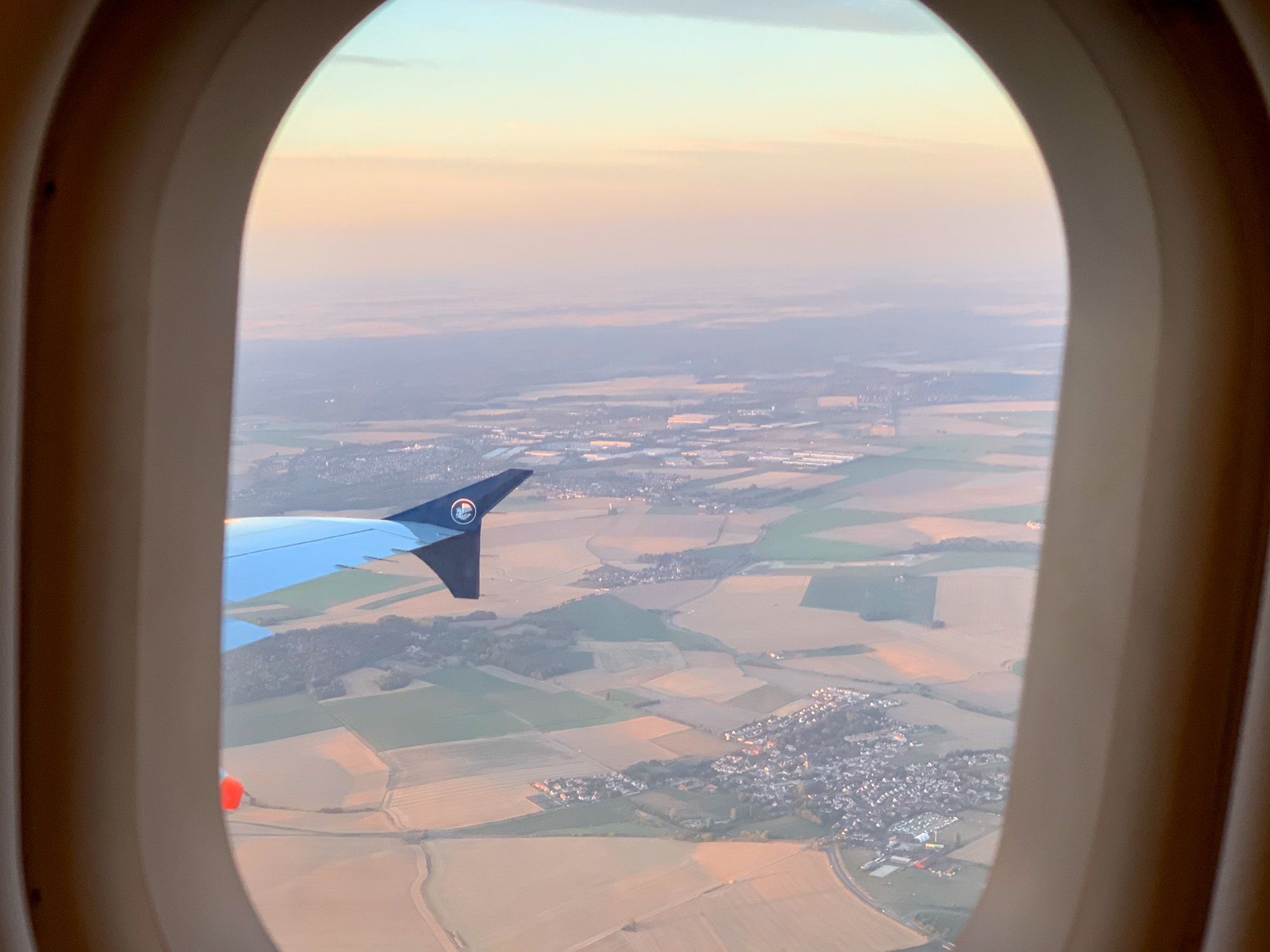 Air France A321 winglet