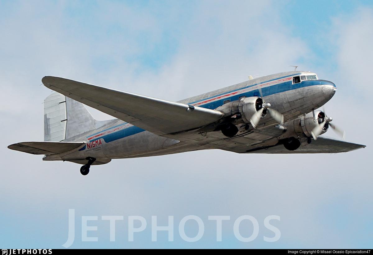 DC-3 Air Florida Cargo