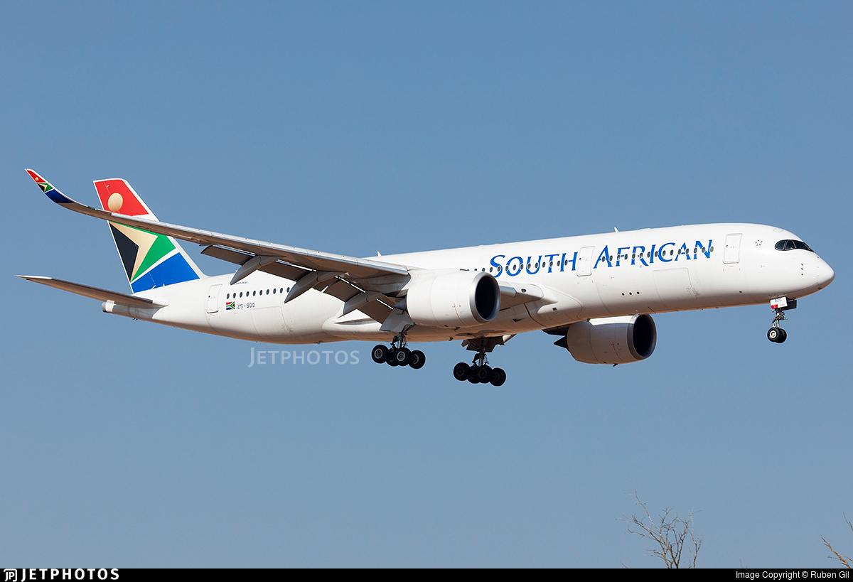 South African Airways Springbok