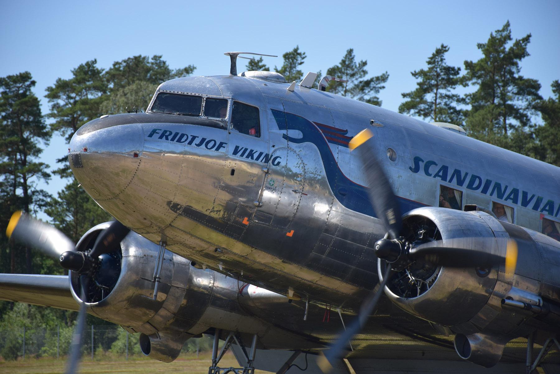 Daisy DC-3 Sweden Flygande Veteraner