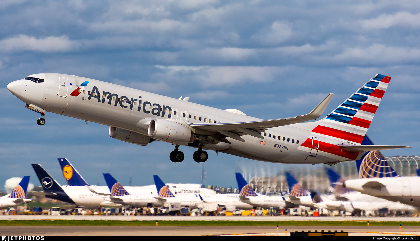 American Airlines ORD O'Hare Chicago origin airport codes history