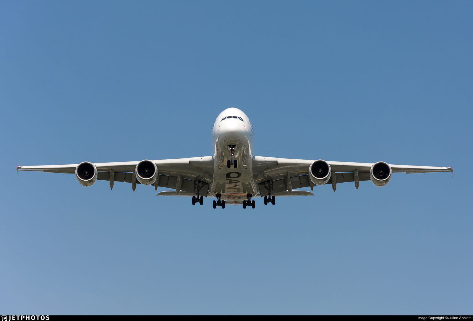 Qantas A380 superjumbo pandemic coronavirus