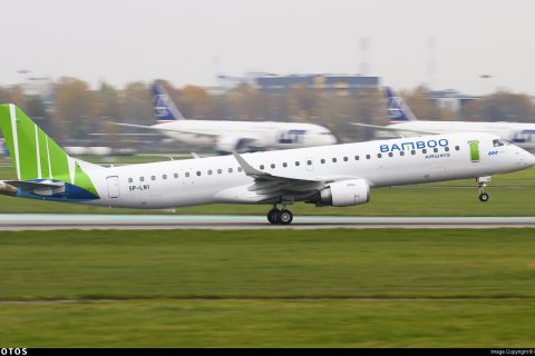Wet lease aircraft what on earth Bamboo Airways LOT Embraer 195 E195