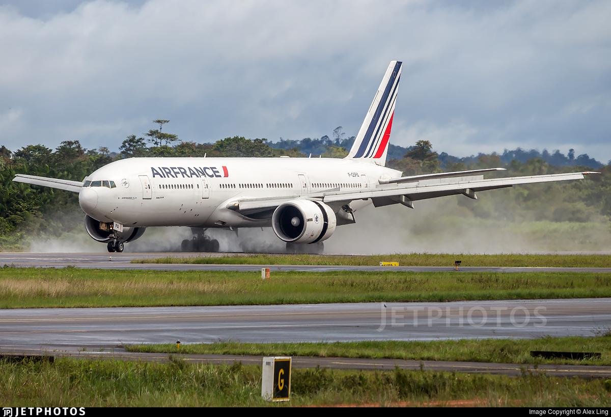 Air France Cayenne French Guiana