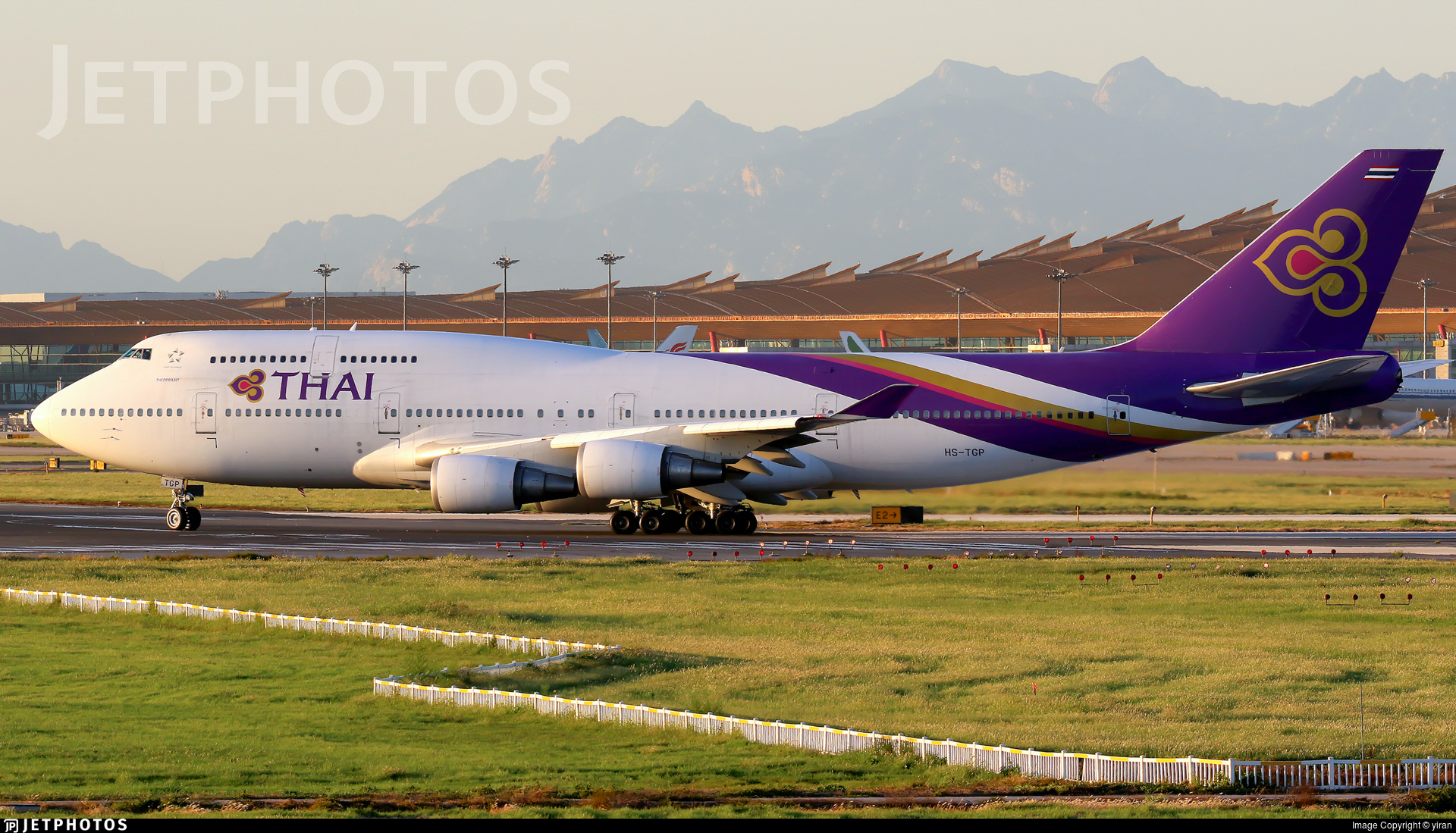 Thai Airways 747 where are 747s flying now Boeing