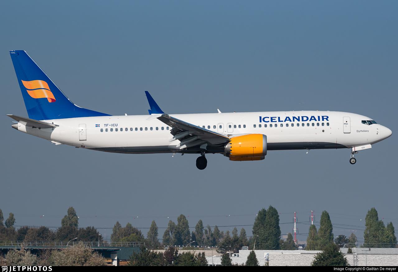 Icelandair 737 MAX status of global groundings world EASA FAA