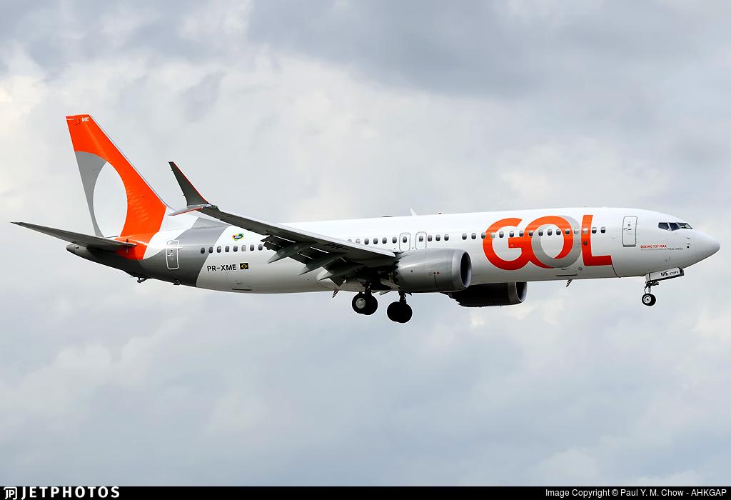 GOL 737 MAX certification grounding