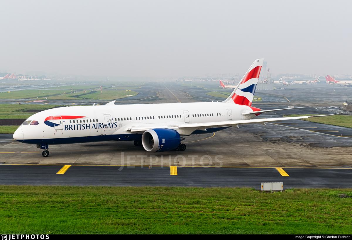 787 Dreamliner Mumbai how the British Airways network has fared this autumn
