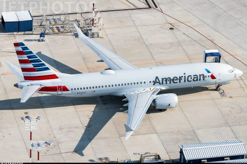 status of 737 MAX around the world American Airlines FAA