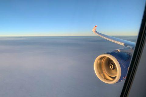 British Airways network this autumn A350 Heathrow