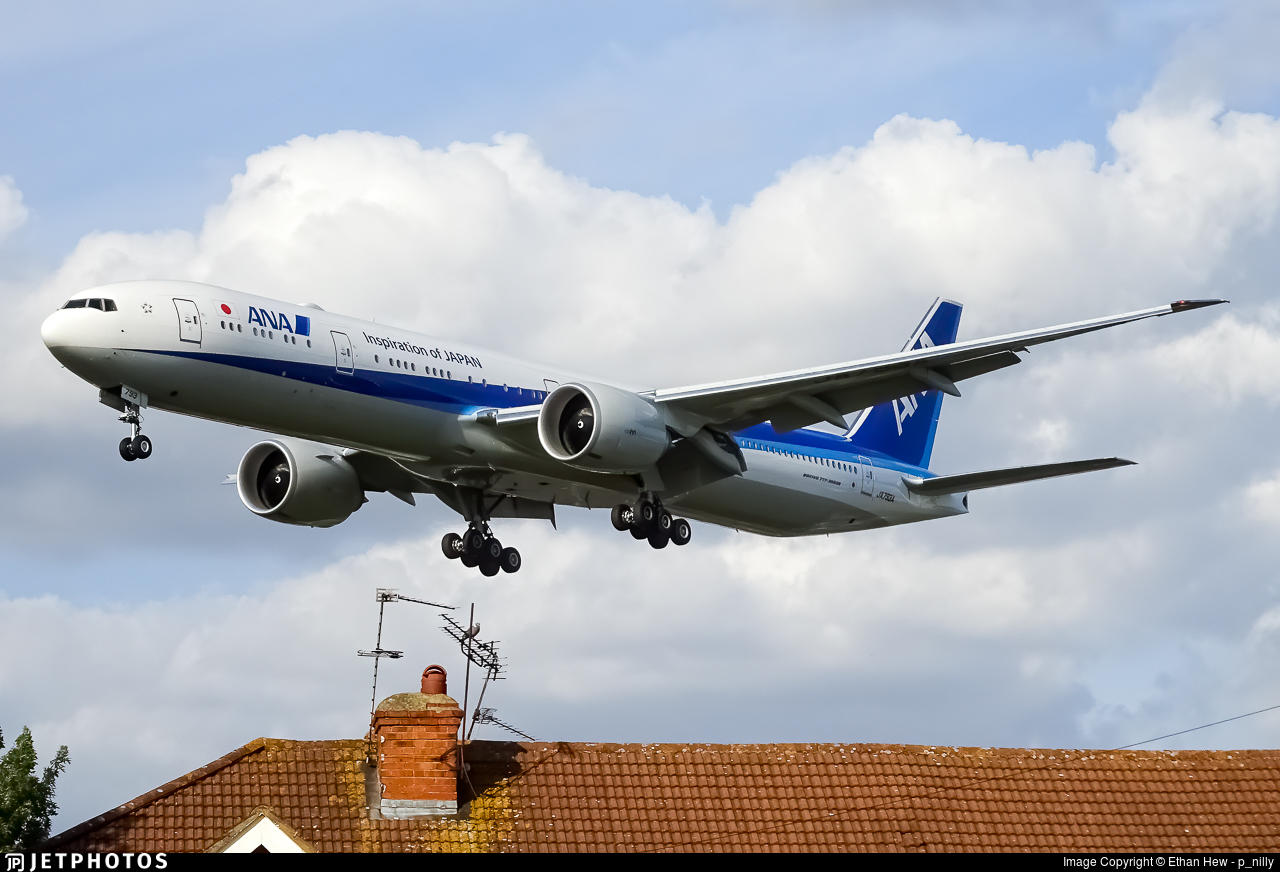 Twists and turns of London Heathrow expansion plans ANA All Nippon Airways 777-300ER