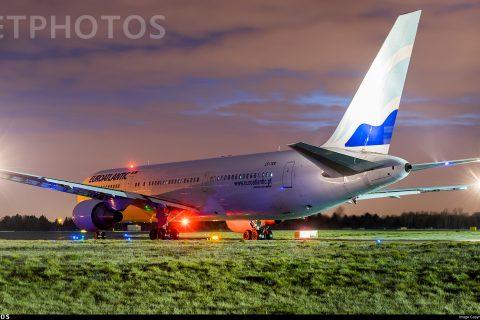 EuroAtlantic to Timor-Leste mystery flight 767-300 Dili Lisbon