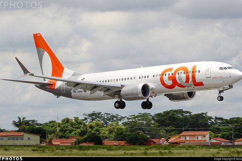 Brazil 737 MAX GOL data domestic flight recovery