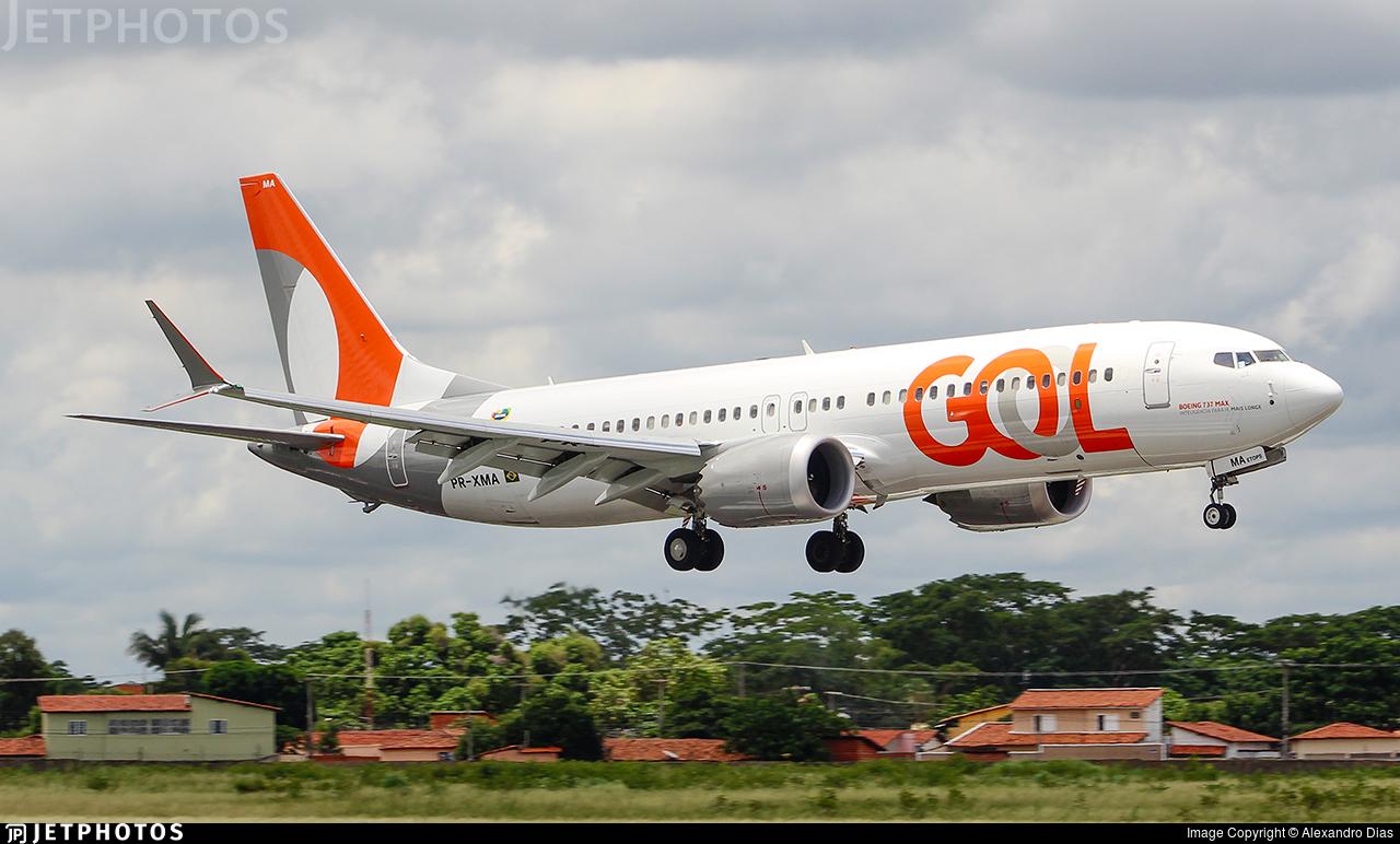 Brazil 737 MAX GOL data domestic flight recovery