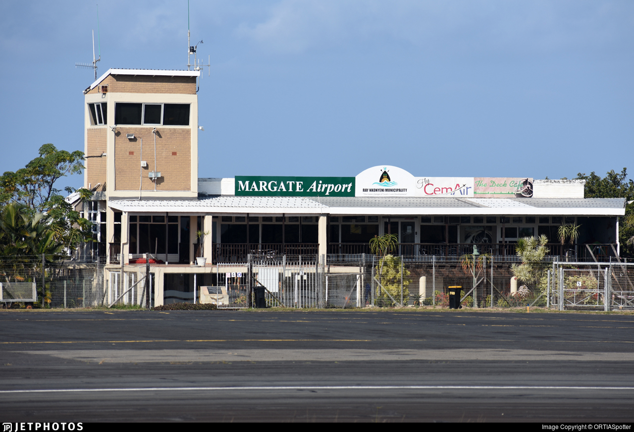 Margate Airport South Africa