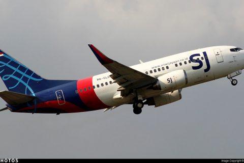 Sriwijaya Air 737 PK-CLC
