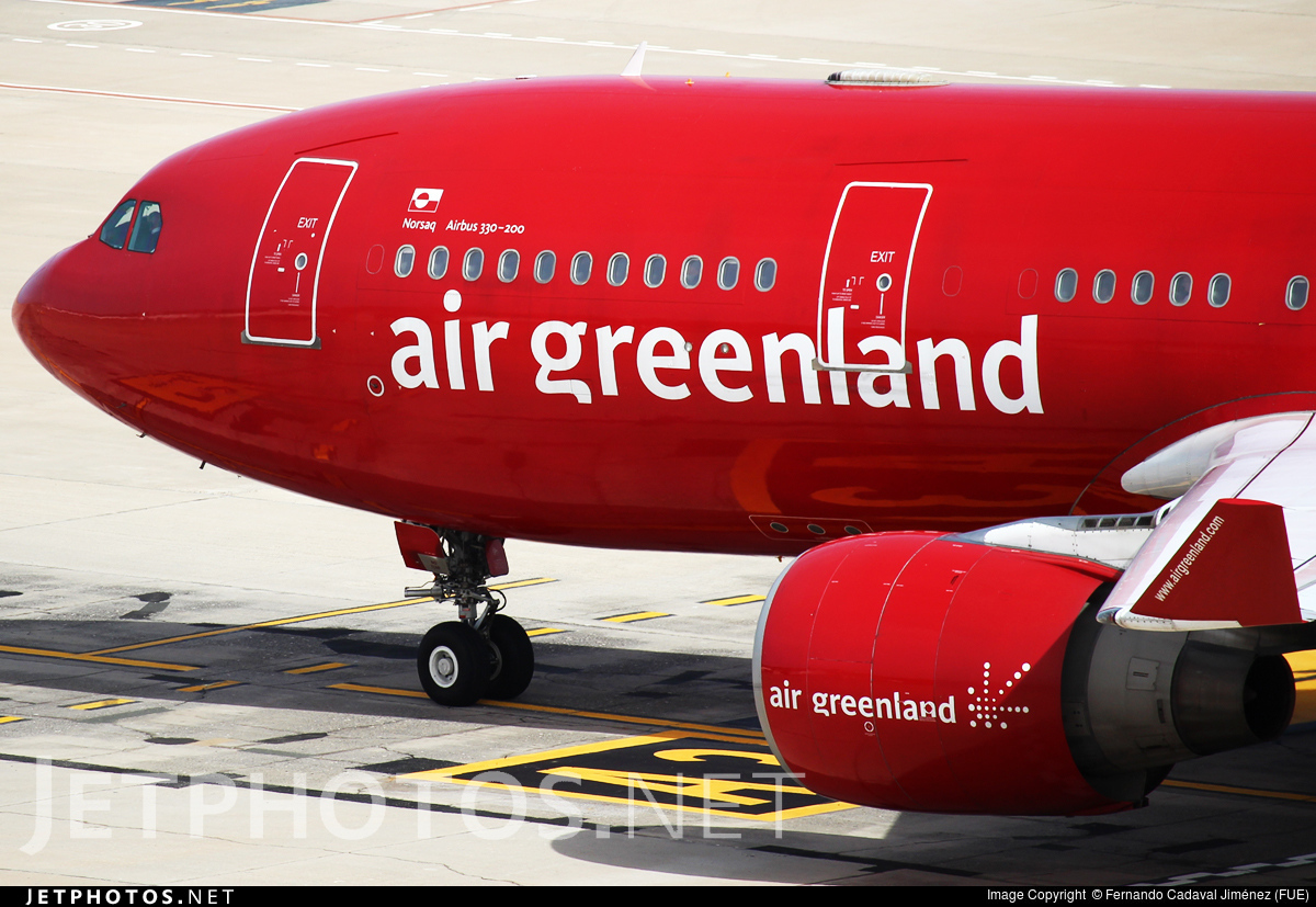 A chat with Air Greenland CEO Jacob Nitter Sorensen A330