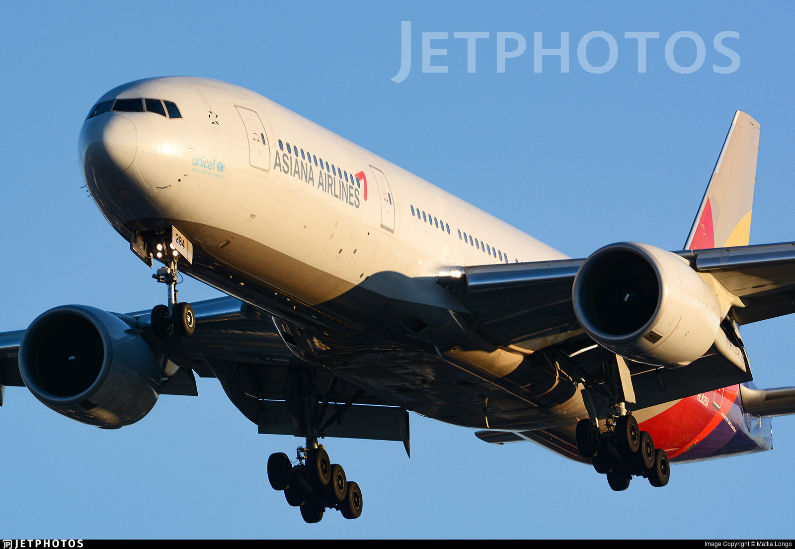 Asiana HL8284 the newest and last 777-200ER